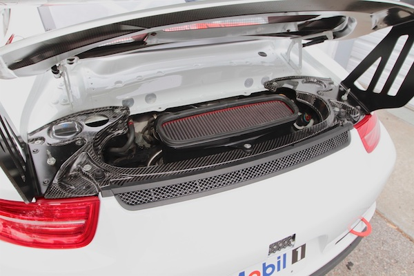 2015 Porsche 991 GT3 Carrera Cup For Sale Engine