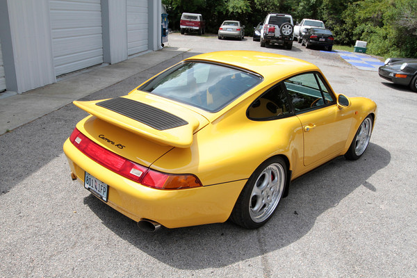 Porsche 993 RS Clone For Sale36-M