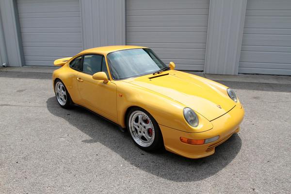 Porsche 993 RS Clone For Sale39-M