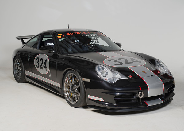 Porsche GT3 Race Car For Sale, Built to Spec, Front