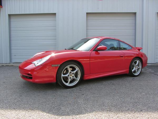 2004 Porsche 996 For Sale 2488-M