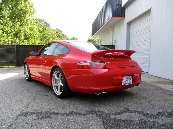 2004 Porsche 996 For Sale 2495-M