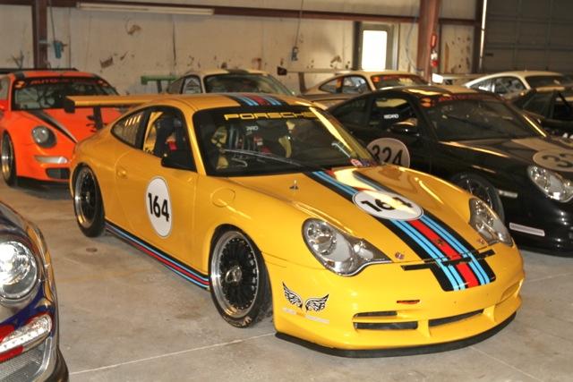 2003 Porsche GT3 Cup For Sale 1335