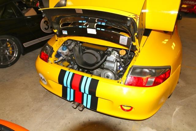 2003 Porsche GT3 Cup For Sale 1344