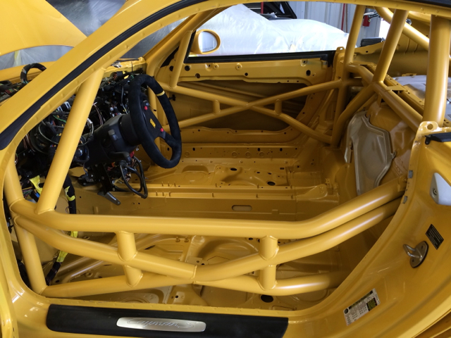 Cayman S Build Part Two The Art Of The Roll Cage Autometrics