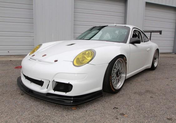 2006 Porsche Grand Am GT3 Cup
