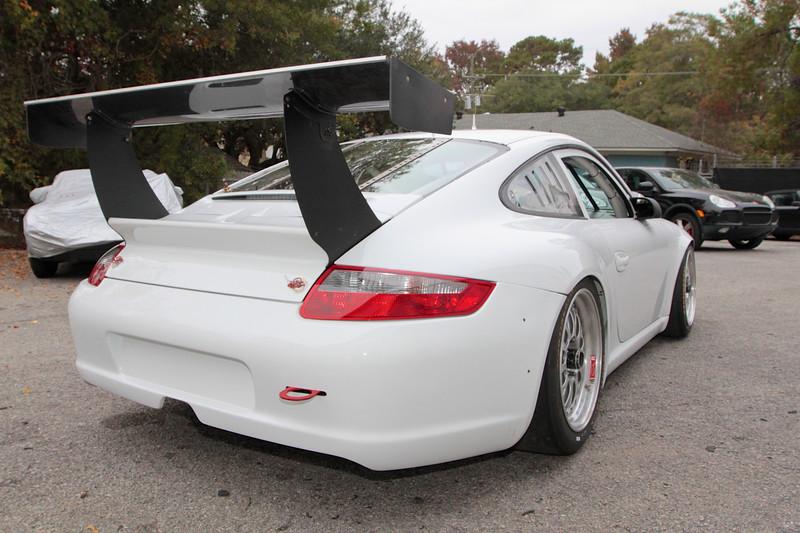 2006 Porsche GT3 Cup For Sale 2212
