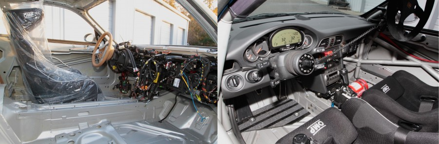 997 race car interior B