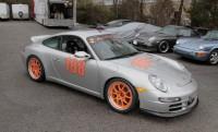 997 race car outisde s