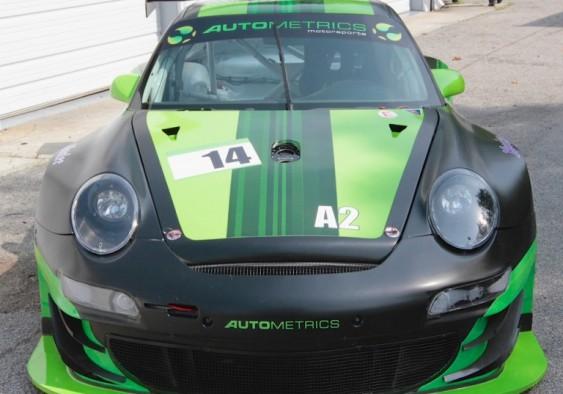 2007 Porsche GT3 RSR