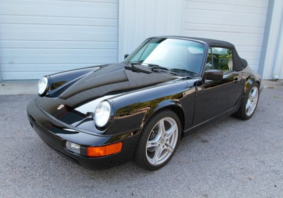 for sale 1990 911 964 c2 cab cabriolet 1