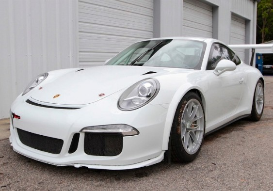 2015 991 GT3 Cup