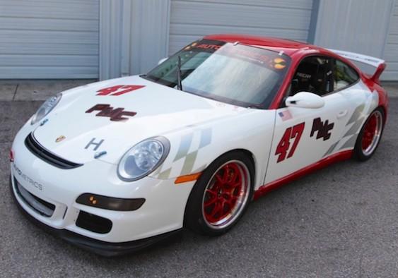 2005 Porsche 997 PCA Race Car For Sale 4