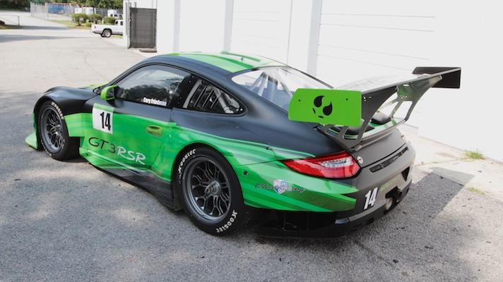 2007 Porsche 997 GT3 RSR For Sale 5
