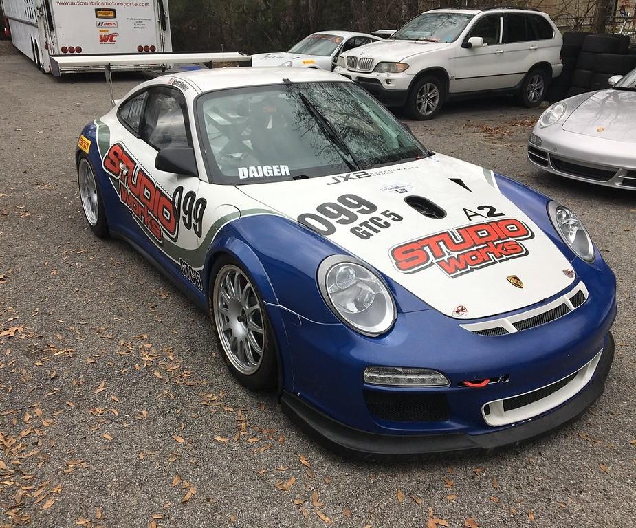 2012 Porsche 997.2 GT3 Cup