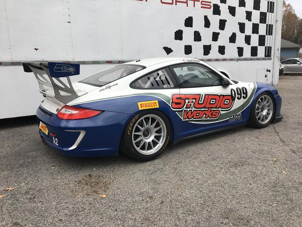 Porsche 997 gt3 cup for sale C