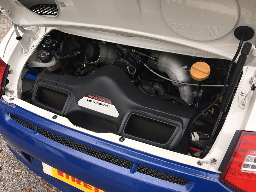 Porsche 997 gt3 cup for sale D