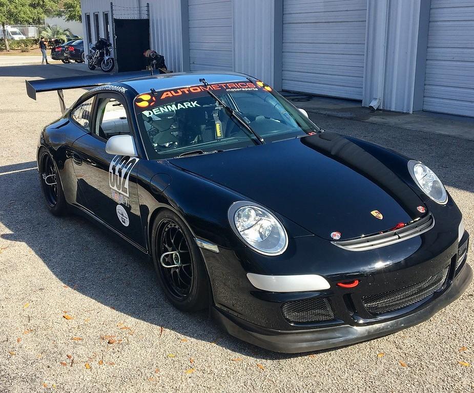 2009 Porsche 997.1 GT3 Cup