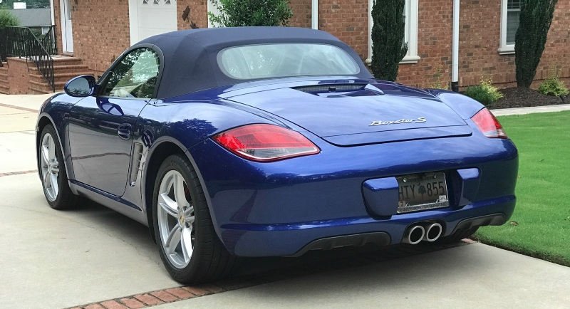 Boxster 987.2 PDK 4