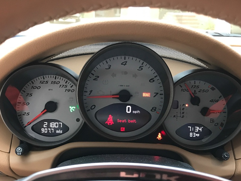 Boxster 987.2 PDK 5
