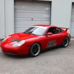 2000 Porsche 996 J-Class Race Car For Sale
