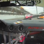 Video: Traffic at Indy
