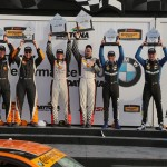 Earning Porsche's First IMSA ST Podium
