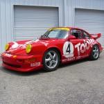 1992 Porsche 964 Carrera Cup Factory Race Car For Sale