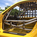 Cayman S Build Part Two: The Art of the Roll Cage