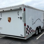 2011 Featherlite Enclosed Trailer
