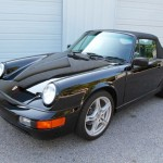 1990 964 Cabriolet For Sale