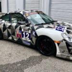 2007 Porsche 997 GT3 Race Car